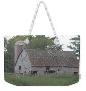 Deserted Barn Weekender Tote Bag