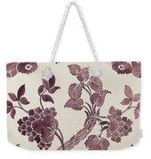 Design For A Silk Damask Weekender Tote Bag