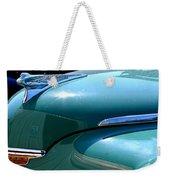 Desoto Hood Weekender Tote Bag