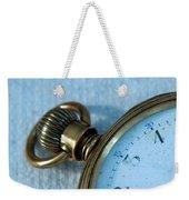 Details Of Time 1 Weekender Tote Bag
