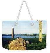 Devenish Island, Co Fermanagh, Ireland Weekender Tote Bag