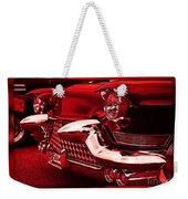 Devilish Hot Rod Weekender Tote Bag