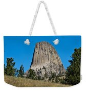 Devils Tower Wyoming -2 Weekender Tote Bag