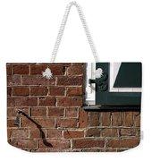 Diagonal Shadow Weekender Tote Bag