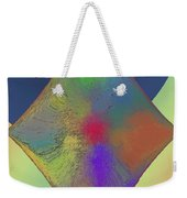 Diamond Abstract Weekender Tote Bag