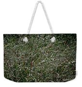Diamond Drops Weekender Tote Bag