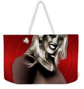 Diamond Girl Weekender Tote Bag