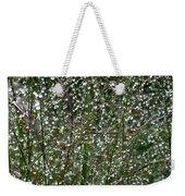 Diamonds By Nature Weekender Tote Bag