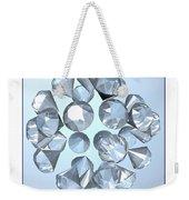 Diamonds... Weekender Tote Bag