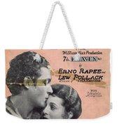 Diane Weekender Tote Bag by Mel Thompson