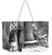Dickens: Martin Chuzzlewit Weekender Tote Bag