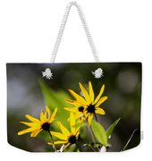 Different Angle Weekender Tote Bag