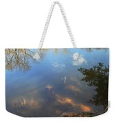 Different Worlds Weekender Tote Bag