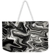 Digital Art Abstract Weekender Tote Bag