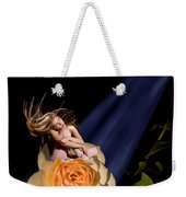 Digital Art Essay Iv Weekender Tote Bag