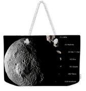 Digital Composite Showing Weekender Tote Bag by Stocktrek Images