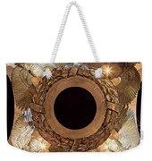Digital Liquid -  Ww II Memorial Victory Wreath Weekender Tote Bag