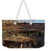 Dilapidated Farmhoue Weekender Tote Bag