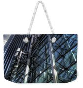 Dimensions Weekender Tote Bag by Yhun Suarez