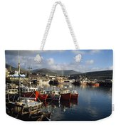 Dingle, Co Kerry, Ireland Boats In A Weekender Tote Bag