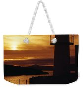 Dingle Lighthouse, Dingle Peninsula Weekender Tote Bag