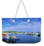 Dingle Town & Harbour, Co Kerry, Ireland Weekender Tote Bag