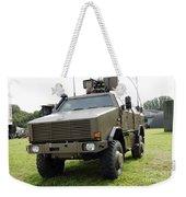 Dingo II Vehicle Of The Belgian Army Weekender Tote Bag