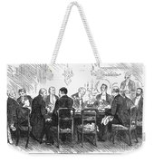 Dinner Party, 1880 Weekender Tote Bag