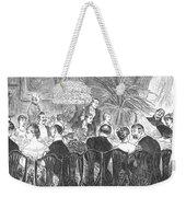 Dinner Party, 1885 Weekender Tote Bag