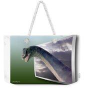 Dinosaur - Oof Weekender Tote Bag