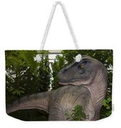 Dinosaur Inside The Conservatory Weekender Tote Bag