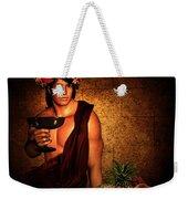 Dionysus Weekender Tote Bag by Lourry Legarde
