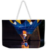 Dipping The Balloon Basket Weekender Tote Bag