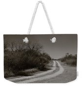 Dirt Road Weekender Tote Bag
