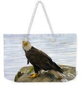 Dirty Bird Weekender Tote Bag