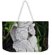 Dirty Little Angel Weekender Tote Bag
