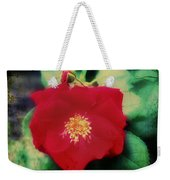 Dirty Rose Knows Weekender Tote Bag by Bill Cannon