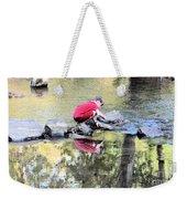 Discoveries Weekender Tote Bag