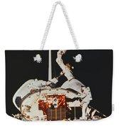 Discovery Spacewalk Weekender Tote Bag