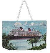 Disney Fantasy At Castaway Cay Weekender Tote Bag
