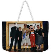 Disney's Festival Of The Masters Weekender Tote Bag