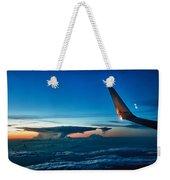 Distant Storm Weekender Tote Bag