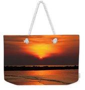 Distant Sun Weekender Tote Bag