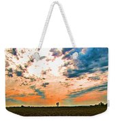 Distant Tree Weekender Tote Bag