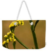 Distinctive Look Weekender Tote Bag