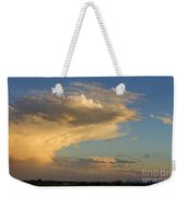 Dive Into The Night Weekender Tote Bag