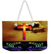 Divine Intervention Weekender Tote Bag