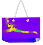 Diving In Weekender Tote Bag
