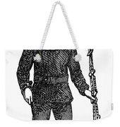 Diving Suit, 1855 Weekender Tote Bag