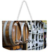 Diy Wine Weekender Tote Bag